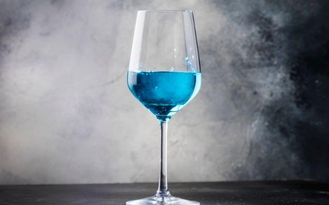 ブルーワイン