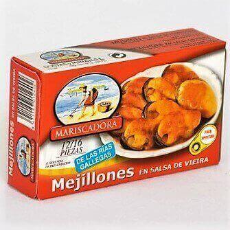 Mariscadora Mejillones