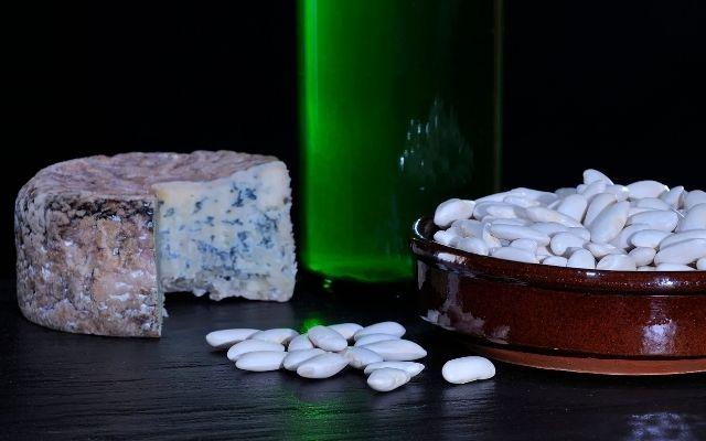 カブラレスチーズとシードラ