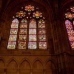 レオン大聖堂のステンドグラス