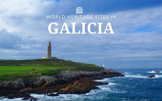 Torre de Hercules World heritage sites in galicia