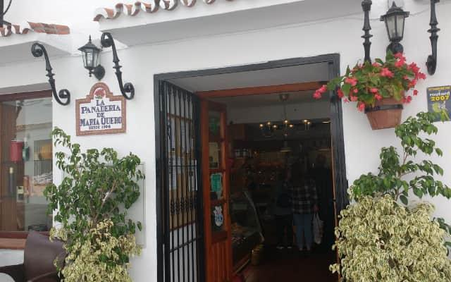 ミハスのパン屋Maria Quero