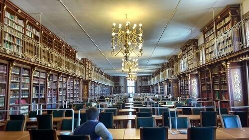 USC地理学部図書館