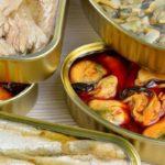 魚介類の缶詰