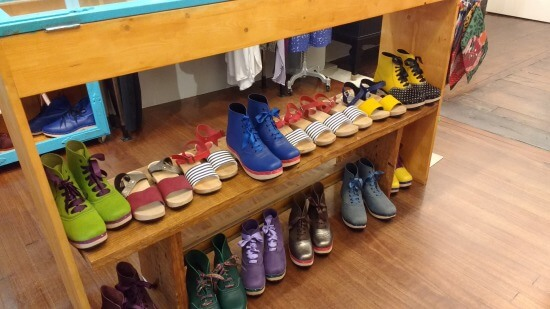 Eferroの靴