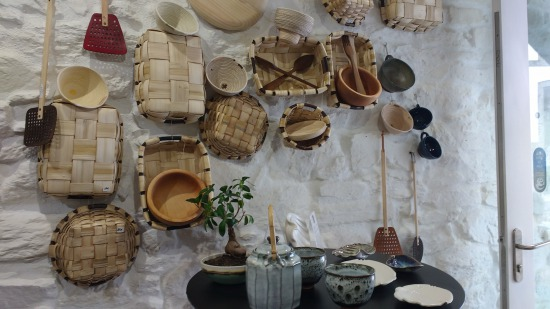BOLESで販売する伝統工芸品