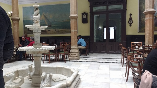 Cafeteria de Liceo de Ourense