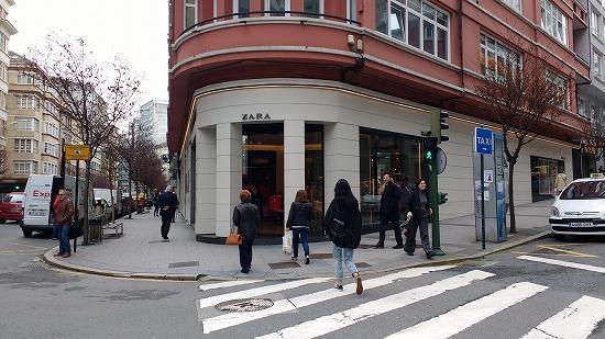 ZARA一号店
