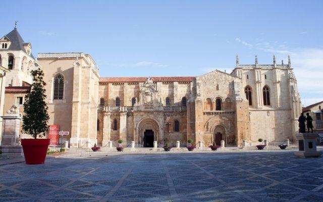 レオンのサン・イシドロ教会