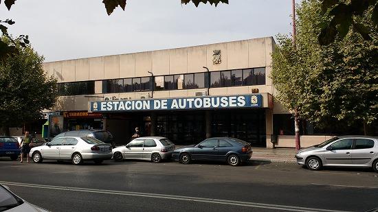 レオンのバスステーション