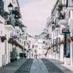 スペインのミハス