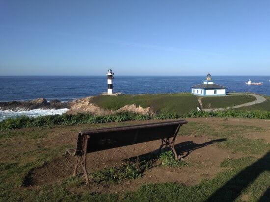 パンチャ島の灯台