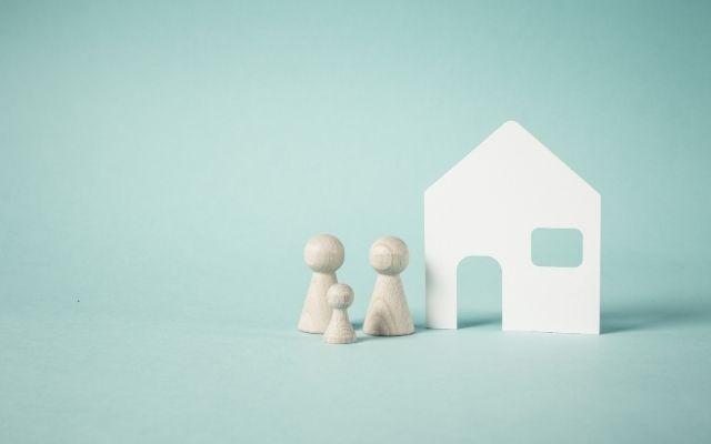 家とファミリー