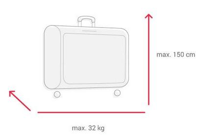 Iberia express equipaje facturado