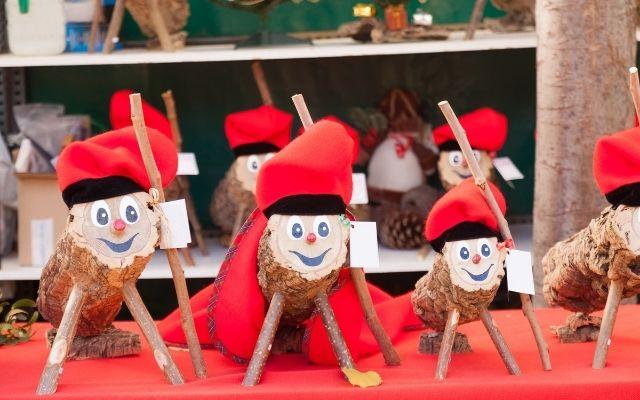 カタルーニャ地方のTio de Nadal