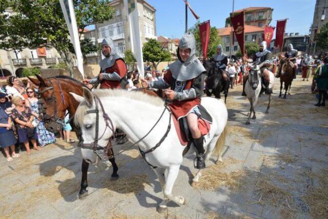 Feria franca de Pontevedra