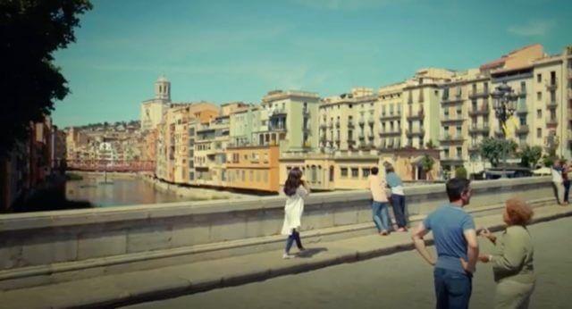 アルハンブラ宮殿の思い出ジローナの橋