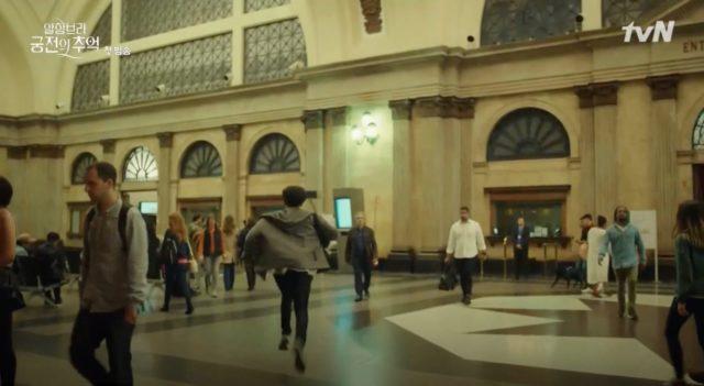 アルハンブラ宮殿の思い出フランサ駅