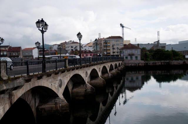 ローマ人に建てられた橋
