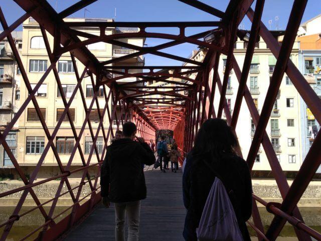 ジローナの鉄の橋