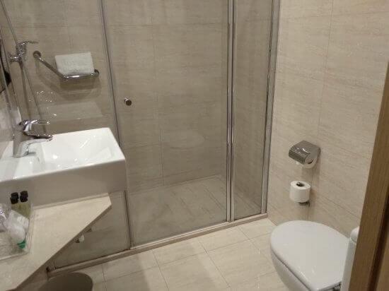 ホテルドゥランの部屋のトイレ