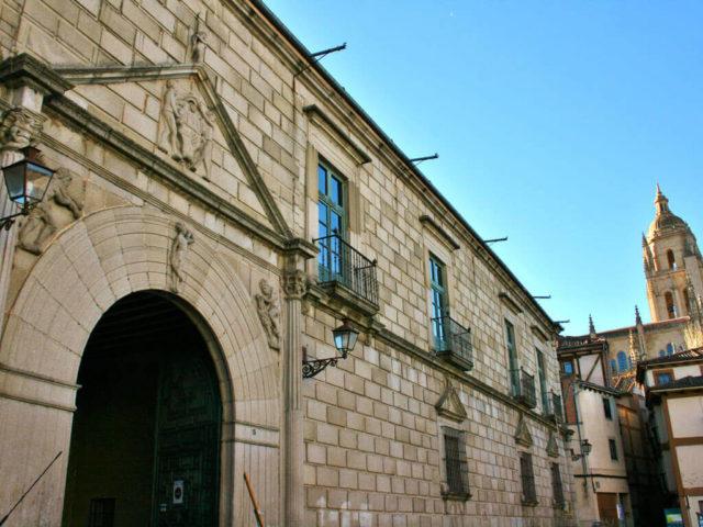セゴビアの司教邸
