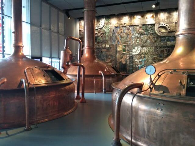 エストレージャガリシア博物館